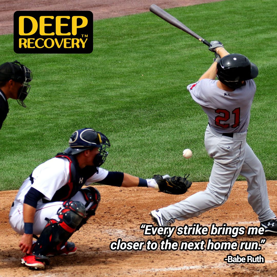Pin by Deep Recovery on Inspirational Babe ruth, Homerun