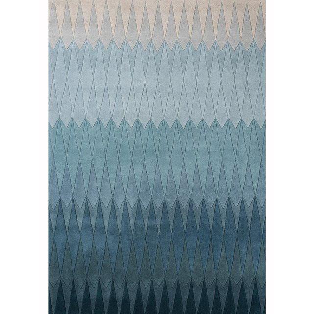 Tapis salon original acacia en laine par unamourdetapis tapis moderne aca - Tapis original salon ...