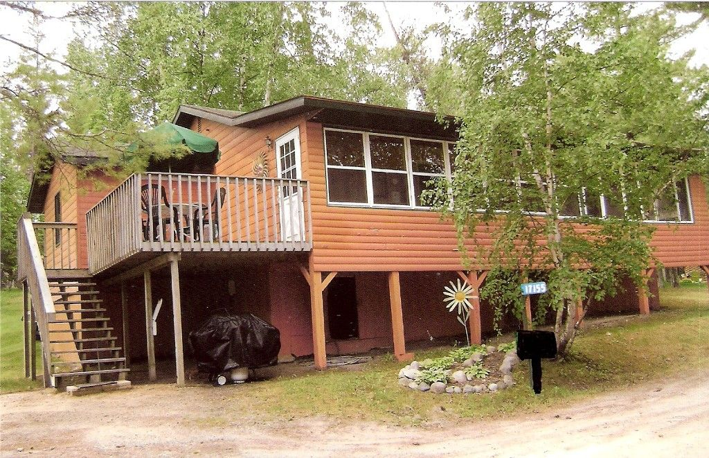 House vacation rental in park rapids from
