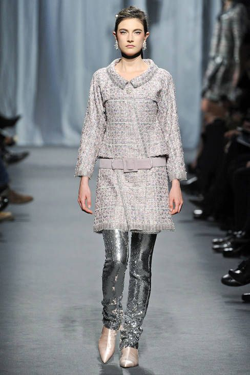Chanel Spring 2011 Couture Runway - Chanel Haute Couture Collection