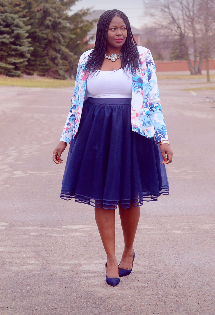 how to wear a tulle-tutu skirt – plus size | plus size fashion