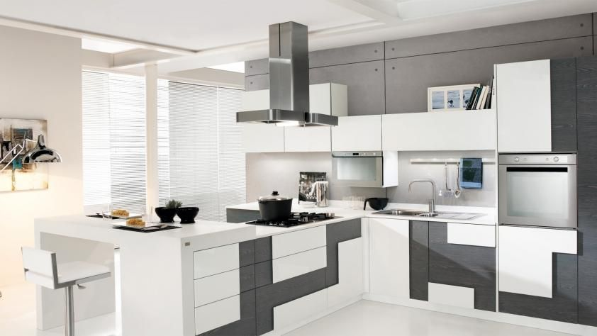 Creativa - Cucine Moderne - Cucine Lube | Kitchen nel 2019 ...