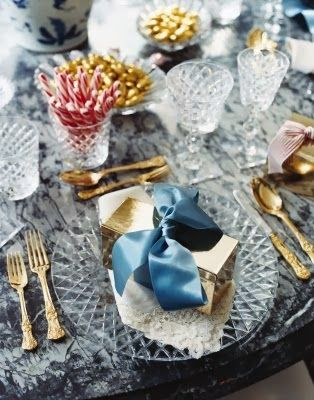 Aerin Lauder S Hamptons Home Decorated For Christmas
