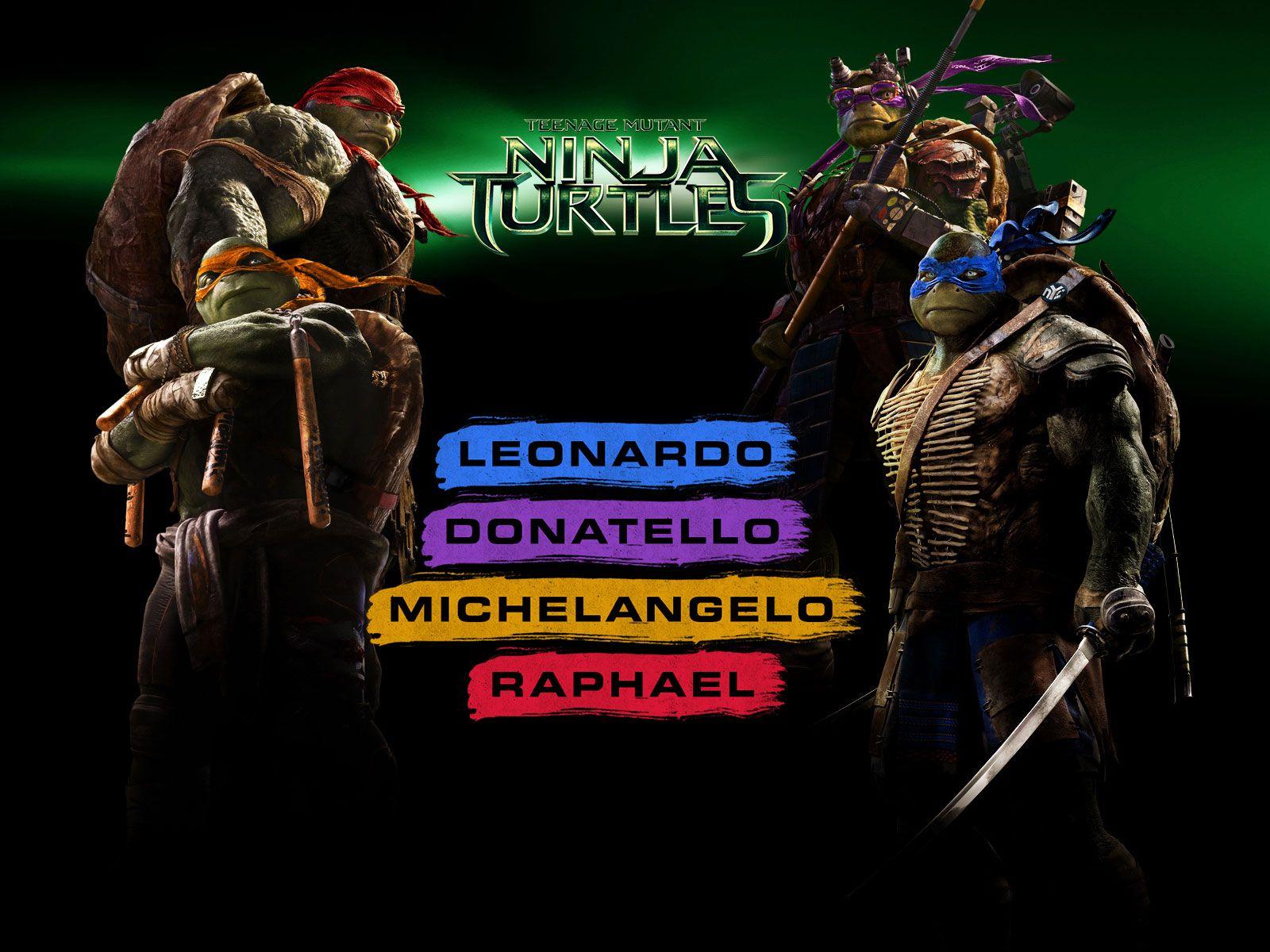 Nickelodeon TMNT Wallpaper By ShadowNinja On DeviantArt Teenage Mutant Ninja Turtles Wallpapers