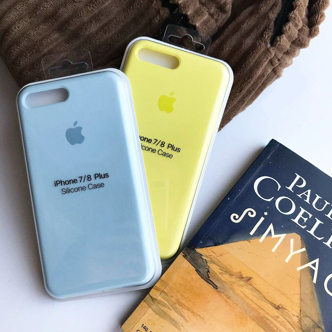 iPhone Silicone Case (Sky Blue) in 2020 Silicone iphone