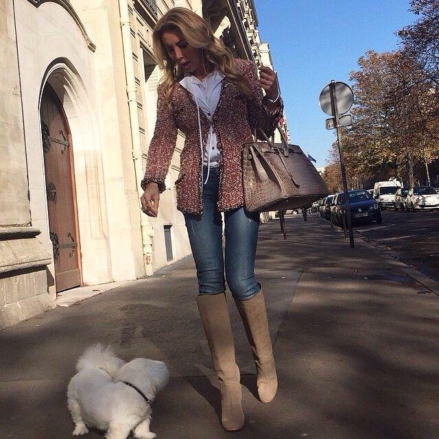 @svetikhunt #jetsetbabe #jetsetbabes #jetset #fashion #stylish #streetstyle #streetfashion #fashionblog #fashionblogger #blog #blogger #hermes #hermesbirkin #birkin #birkinbag #chanel #dog #cute #puppy #fashionista #look #outfitoftheday #picoftheday #paris