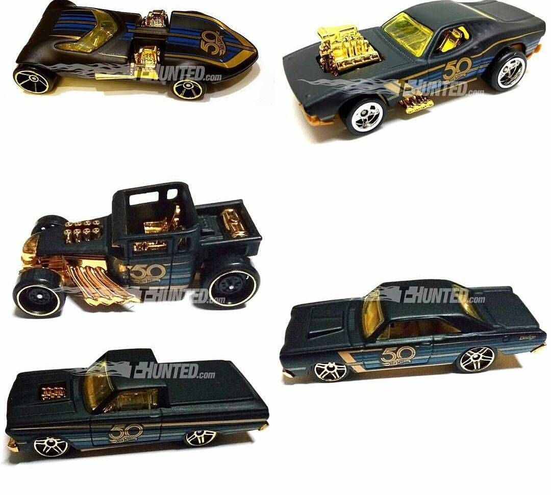 JOHNNY LIGHTNING LIMITED ANNIVERSARY EDITION COLLECTION REAL RIDERS
