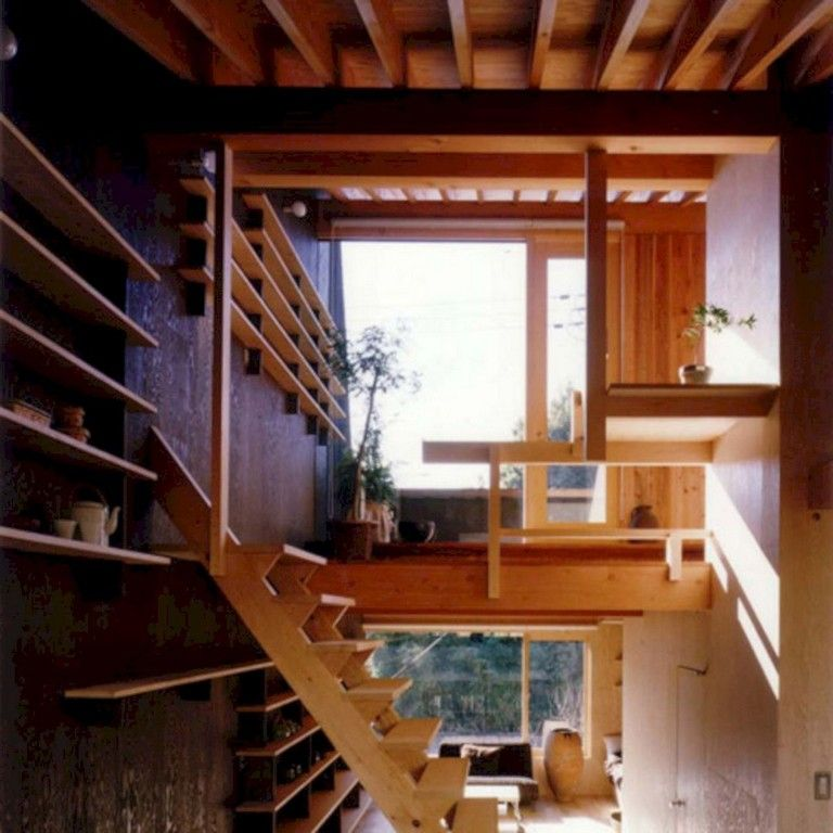 Awesome modern tiny house interior design ideas also rh pinterest
