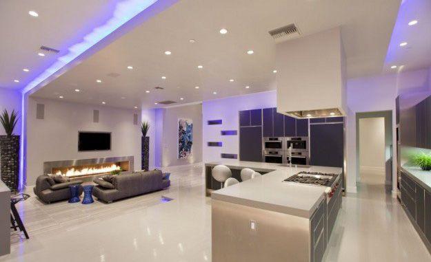 Led Lighting Solutions Light Bulb District Living Room