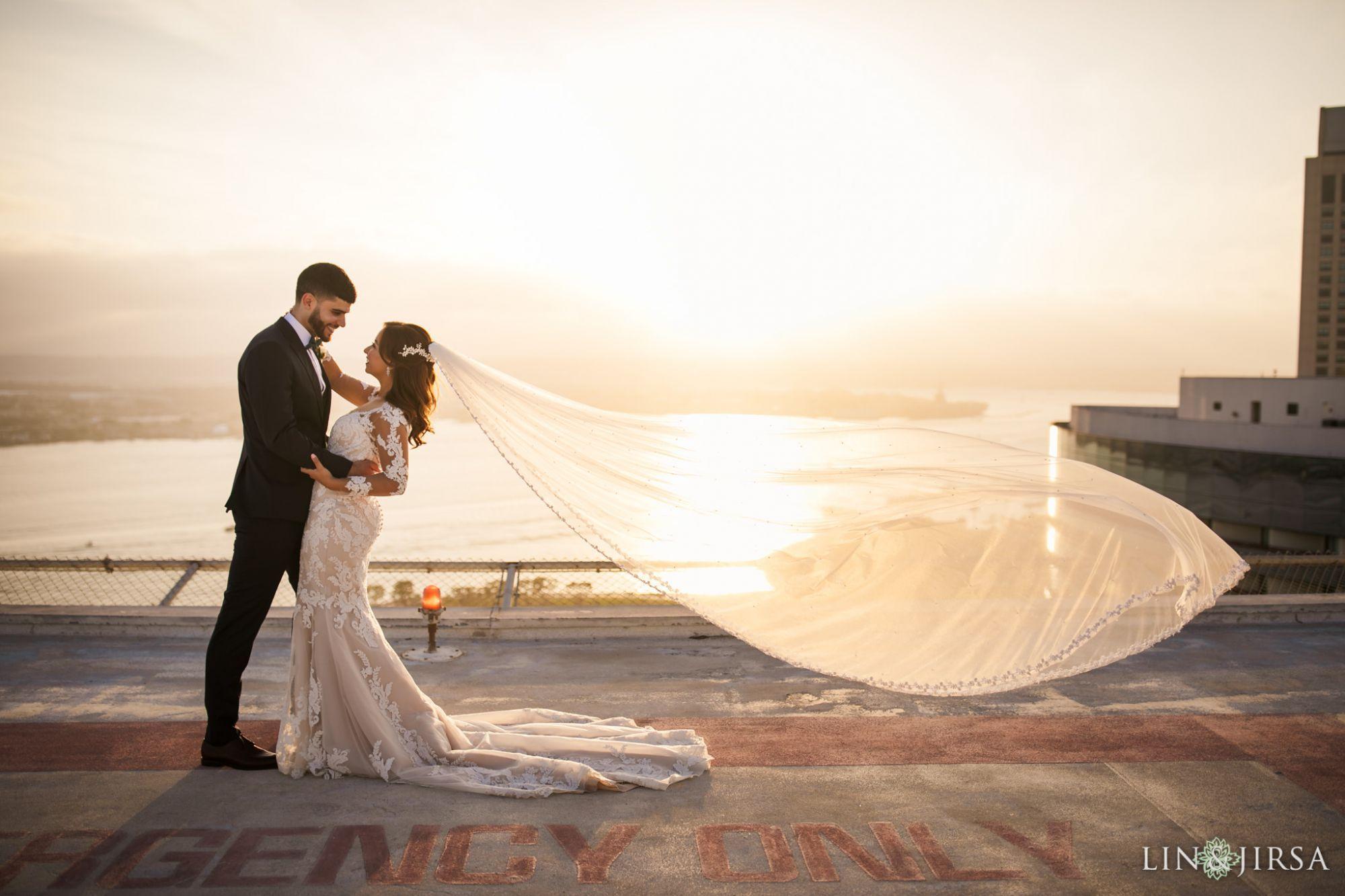 marriott marquis san diego muslim arab wedding photography