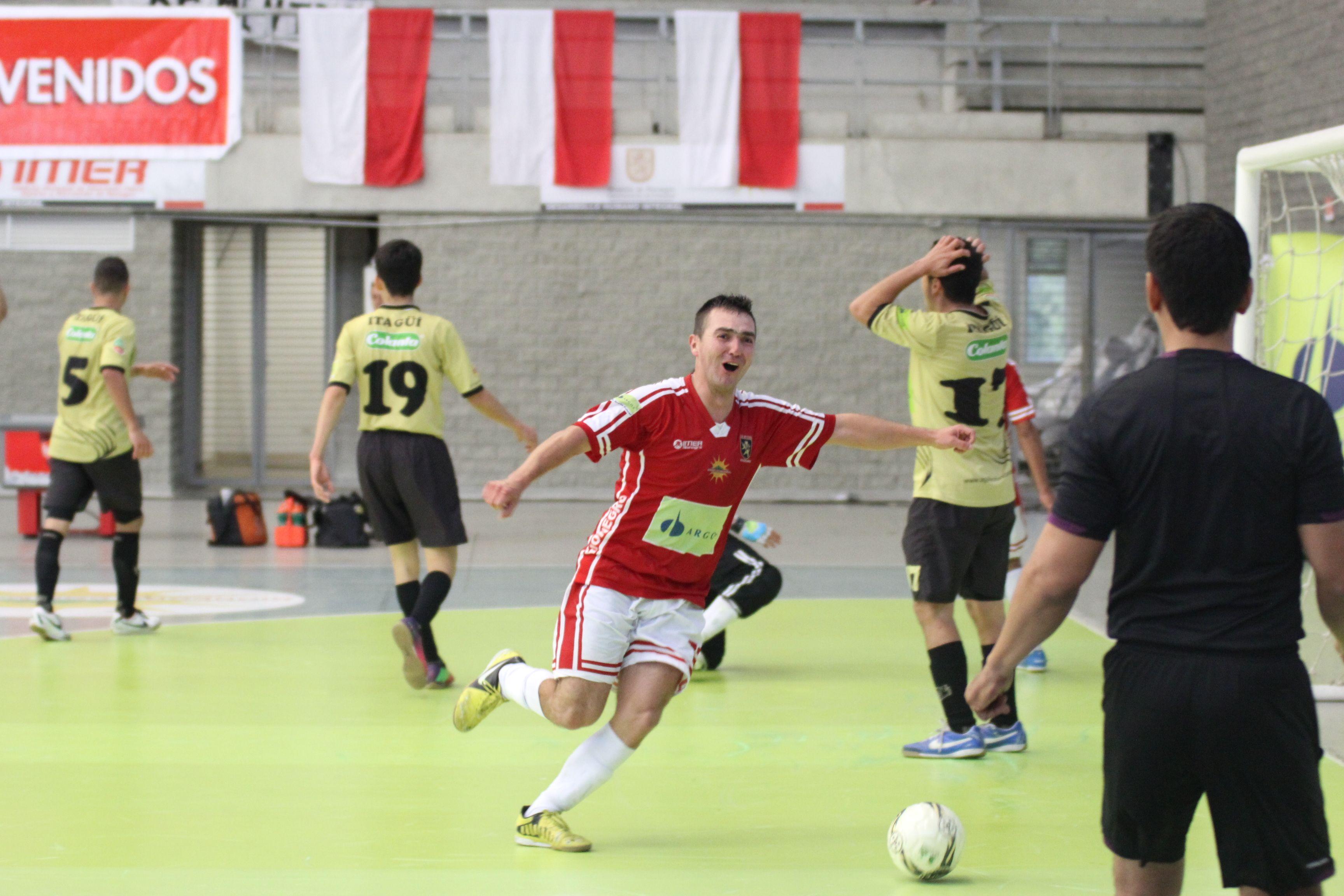 Muchas celebraciones se vivieron en el coliseo El Cielo, con el triunfo de Rionegro Futsal.