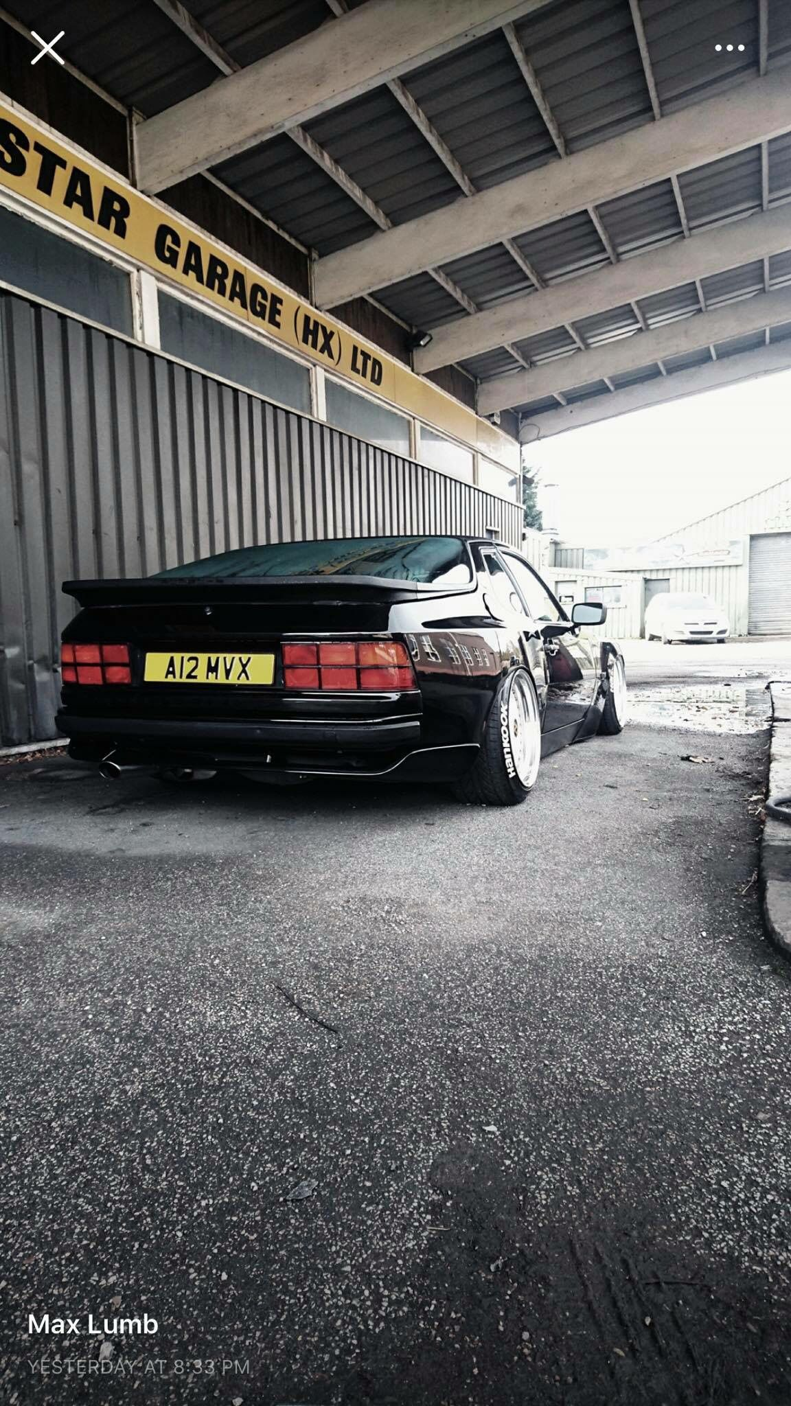 Porsche 944 Uk Row Rhd Spec With 951 Rear Diffuser And Lowered Stance Porsche 944 Vintage Porsche Porsche