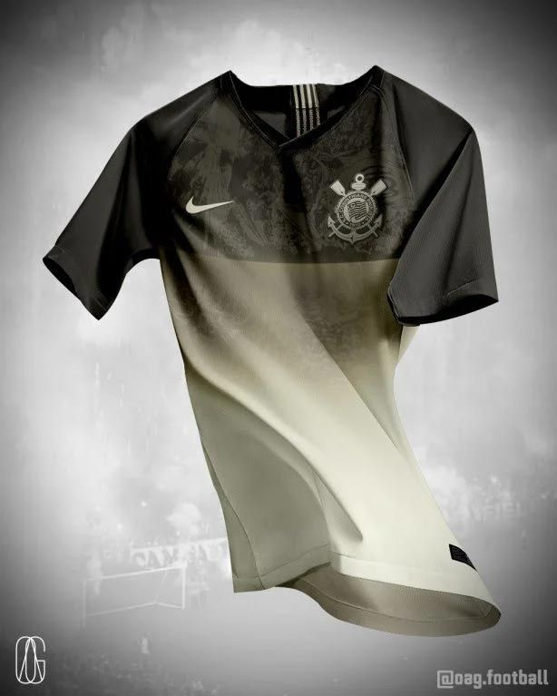 6a1445ed199 Nike Corinthians 2019-20 Third Kit Colors + Design Details Leaked - Footy  Headlines