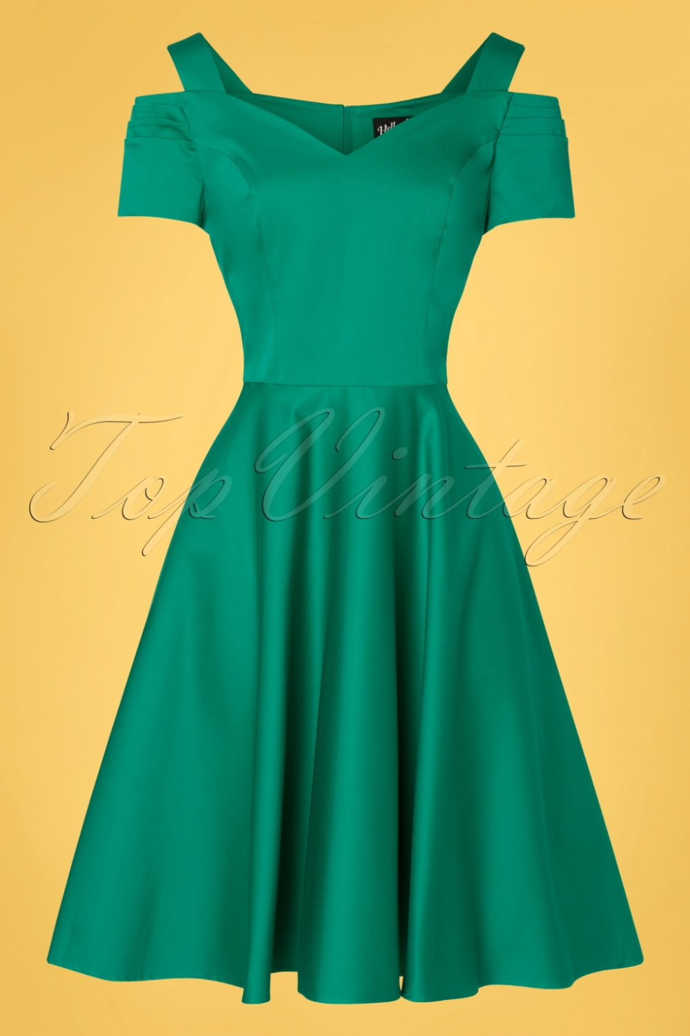 This 50s Helen Swing Dress In Sea Green Is Elegant With A Sassy Twist The Fitted Bodice Is Styled With A Sweetheart Neckline A Dresses Swing Dress Swing Skirt [ 1500 x 1000 Pixel ]