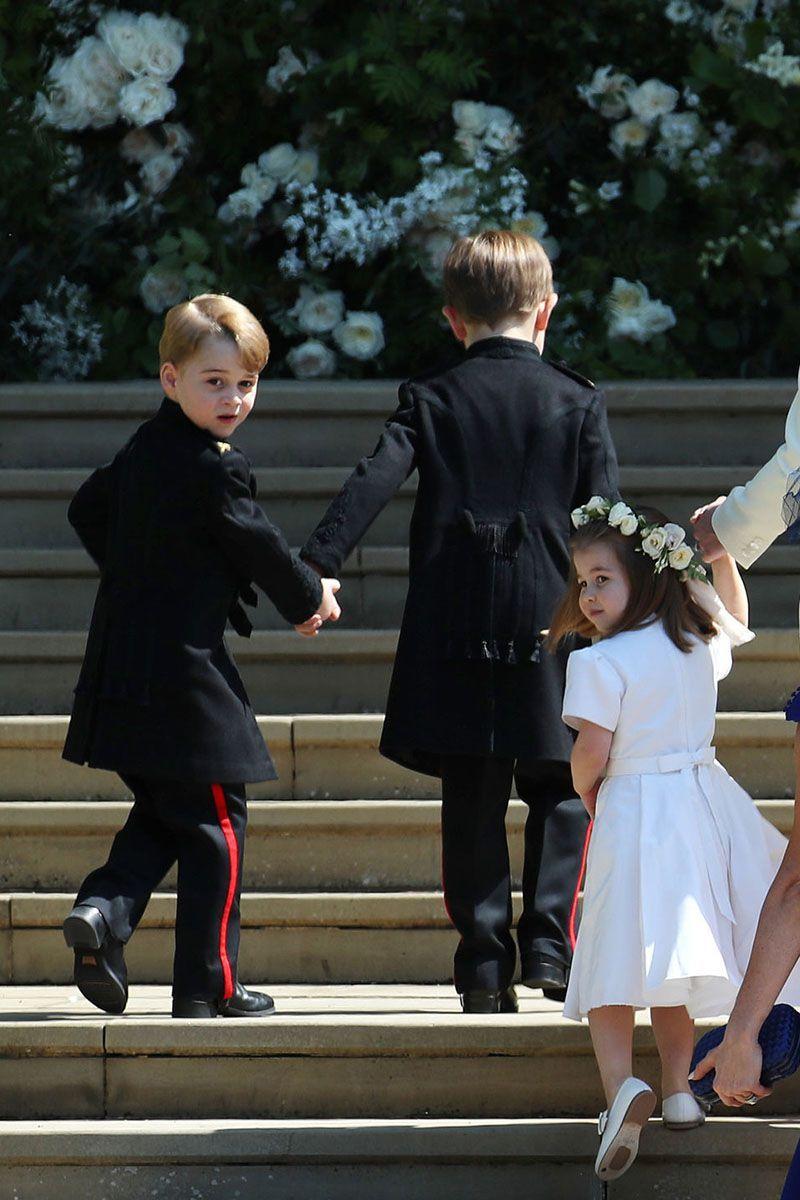 f75eeb31bcd Prince George and Princess Charlotte Had So Many Cute Moments at the ...