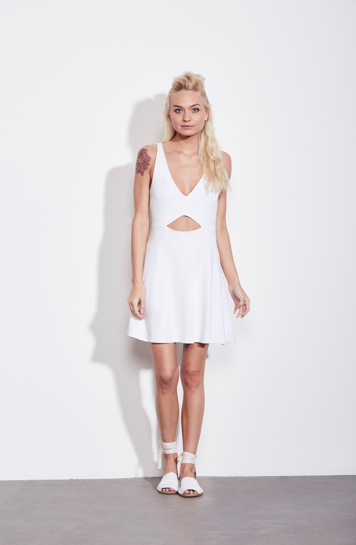 Ali Jay Alfresco At Geoffrey S Front Cutout Mini Dress Nordstrom Rack Mini Dress Dresses Nordstrom Dresses [ 1800 x 1174 Pixel ]