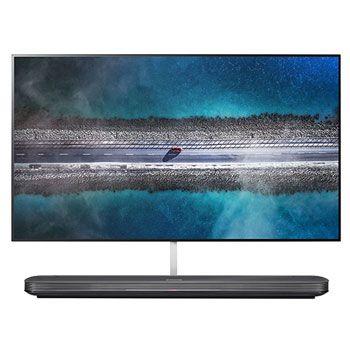 LG SIGNATURE OLED TV W9 4K HDR Smart TV w/ AI ThinQ