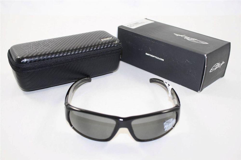 d1d30f7e48 NEW Smith Tenet Sunglasses-Black-Grey Chromapop Polarized EXPEDITED  SHIPPING!  SmithOptics  TenetPolarized