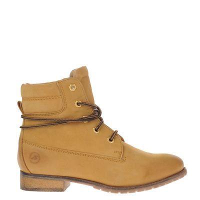 bronx dames veterboots geel | bronx | pinterest