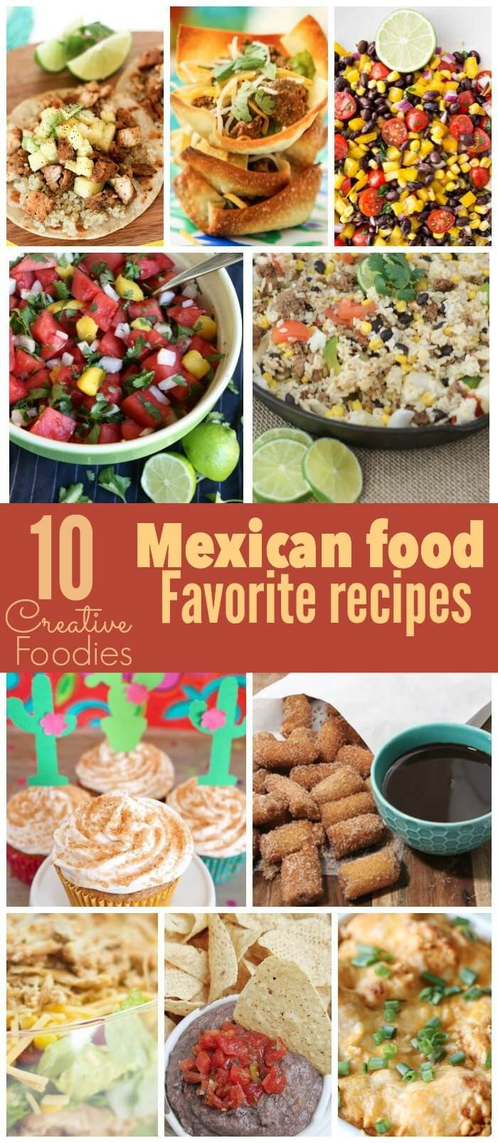 Mexican layer salad recipe mexican food recipes mexicans and mexican food recipes forumfinder Gallery