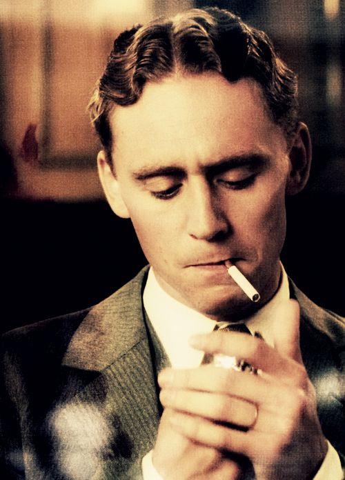 Tom Hiddleston | F. Scott Fitzgerald in Midnight in Paris by Woody Allen (2011)