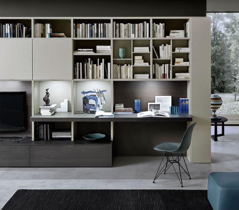 Idee - Ricavare un angolo computer in soggiorno - DIOTTI ...