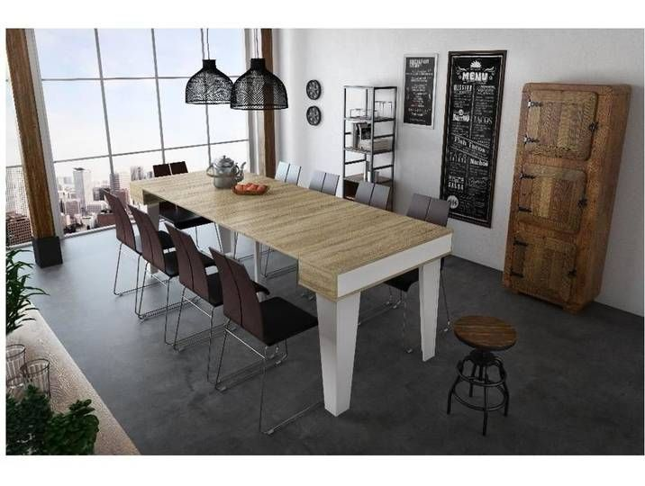 Nordic Kl Extendable Console Table Dining Table And Living Room