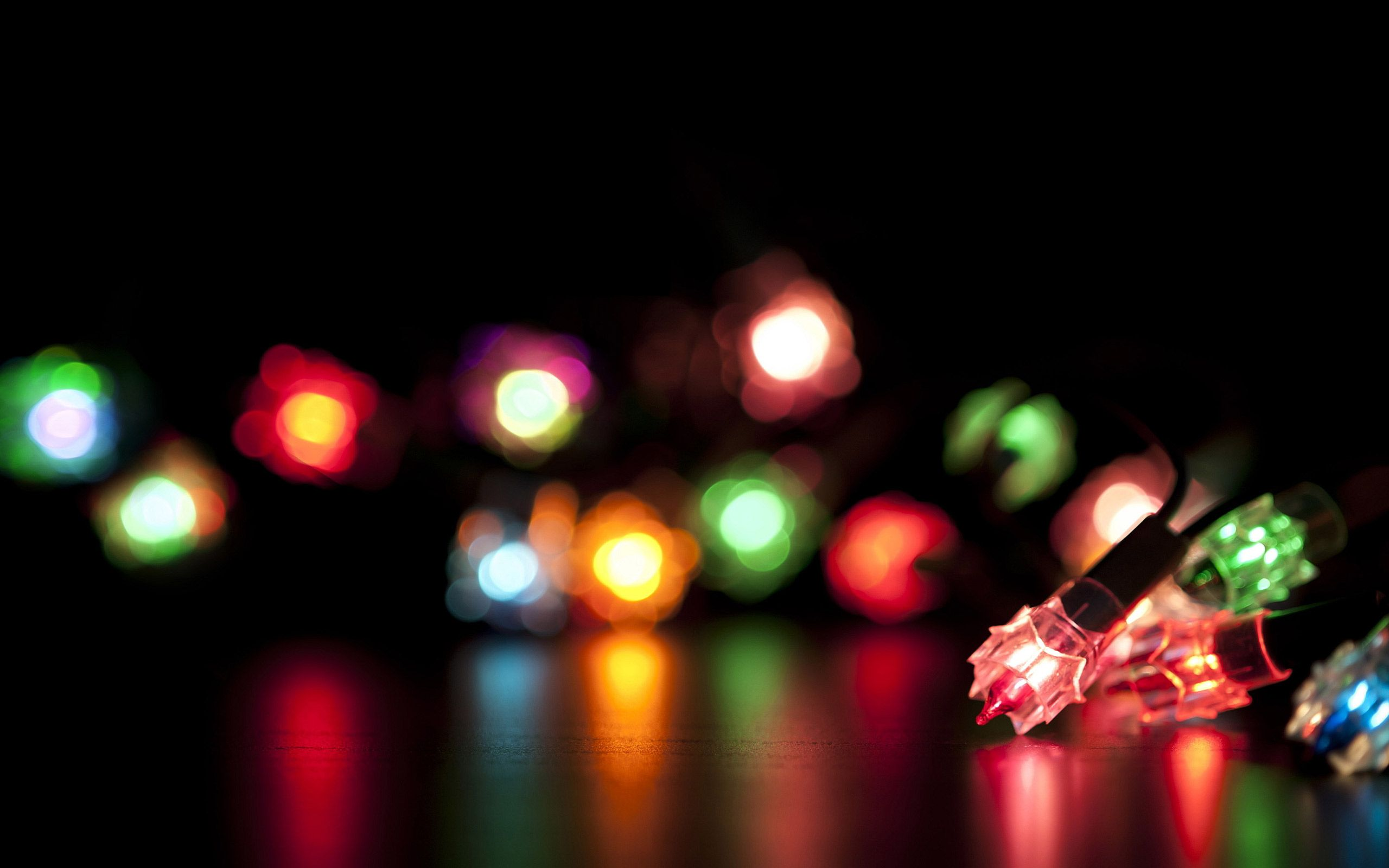 collection of beautiful christmas lights wallpapers. let your
