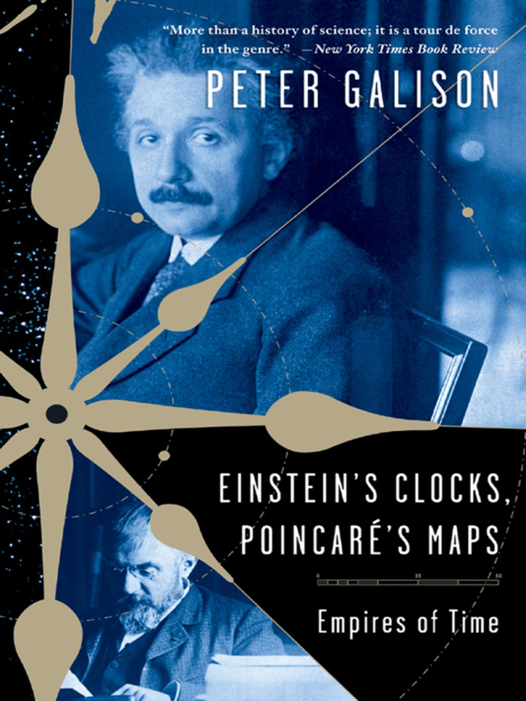 Einstein S Clocks Poincare S Maps Empires Of Time Ebook