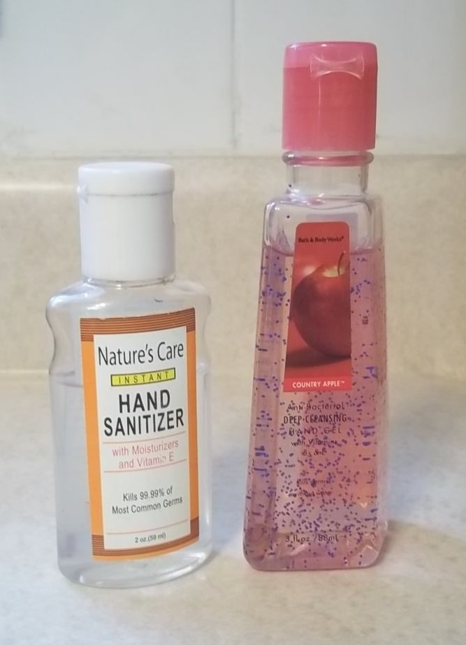 Instant Mosquito Bite Itch Relief Liquid Hand Sanitizer I Have