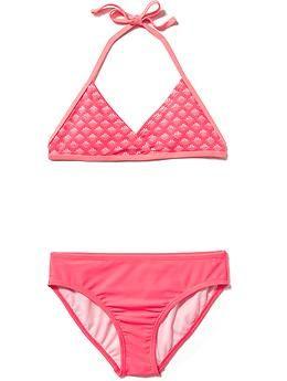 eb080d401e2dc Two-Piece Triangle Bikini for Girls | Old Navy | Kids | Bikinis ...