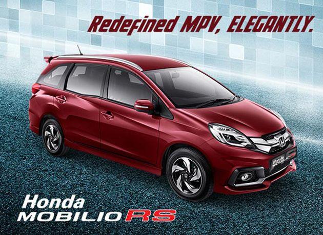 Honda Mobilio RS Ramaikan Bursa Low MPV Tanah Air - http://www.hargapromohonda.com/honda-mobilio-rs-low-mpv.html