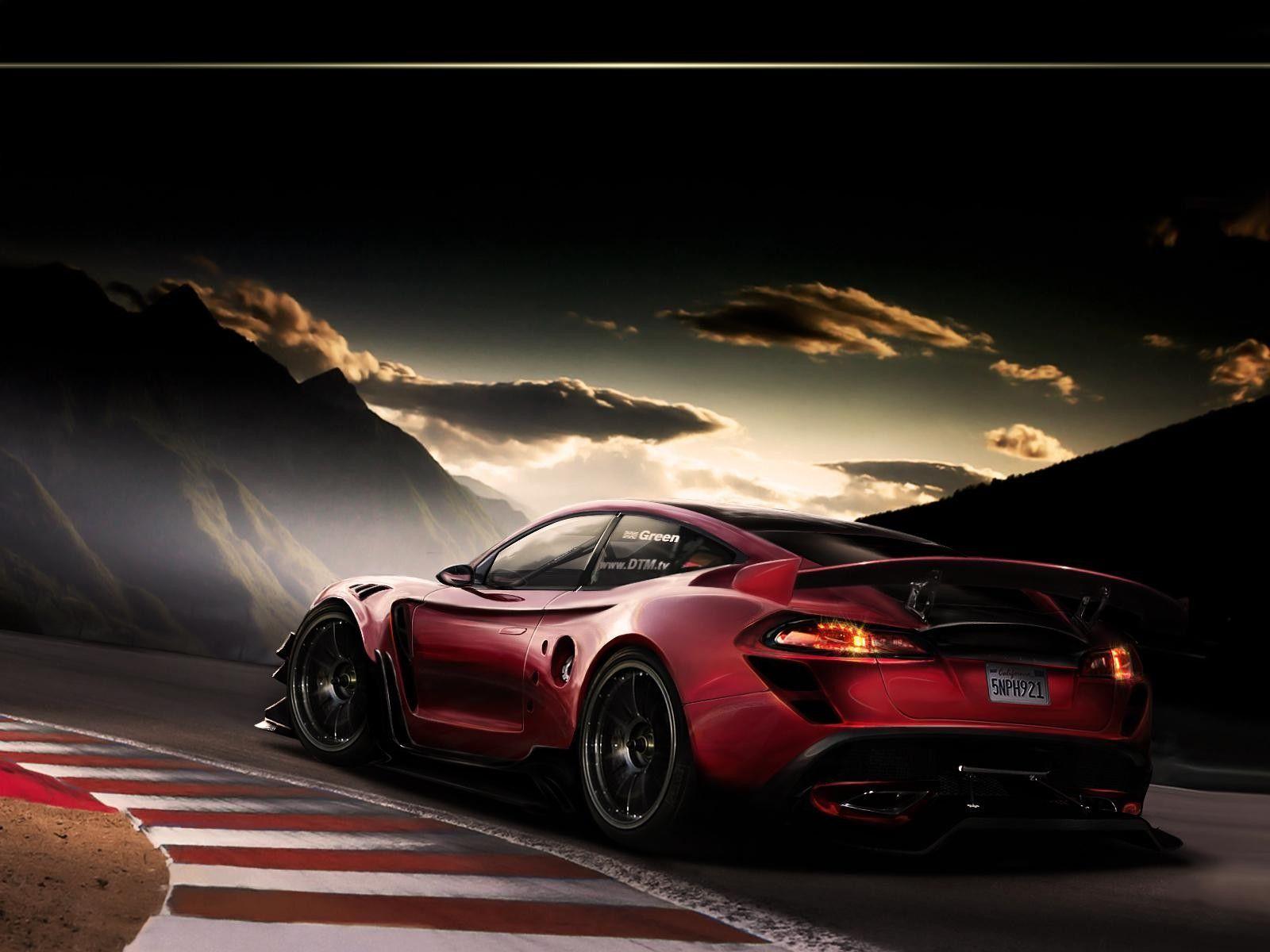 Coolredsportscar  Cars  Pinterest  Cars Car images and