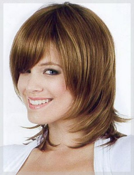 Frisuren Mittellang Stufig Bilder Hairstyles Hair Styles Hair