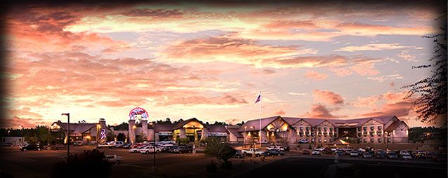 Mazatzal Hotel Payson Arizona First I D At