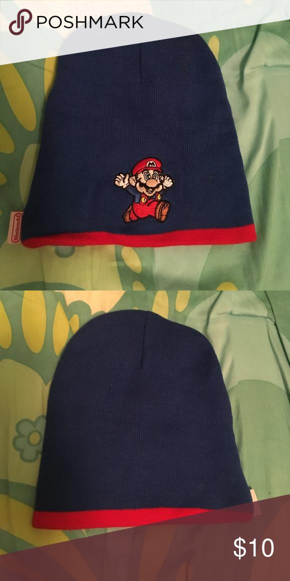 0ea8144a08f Super Mario Bros. Beanie