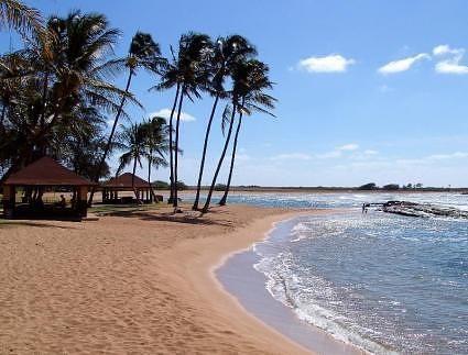 Barking Sands Beach Kauai Hawaii
