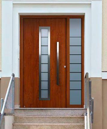 Fachadas de casas modernas en puerto rico google search for Puertas en aluminio modernas