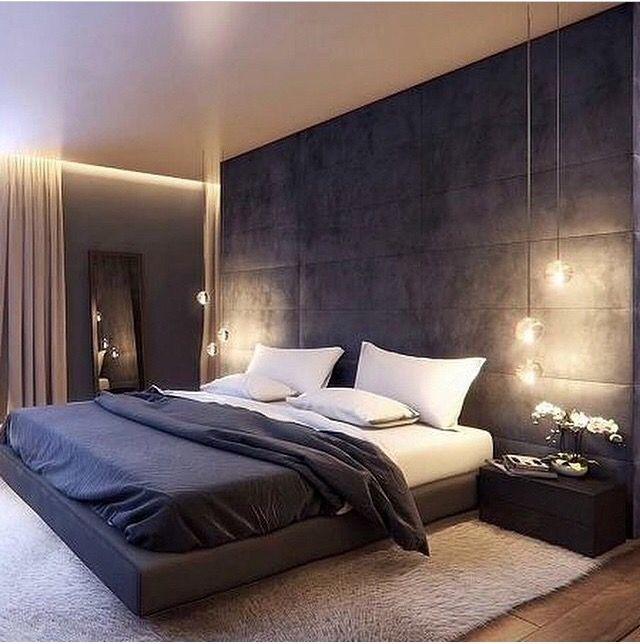 Pin de asstea en Modern master bedroom Pinterest Dormitorio