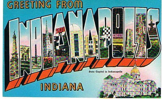 Vintage Postcards Greetings