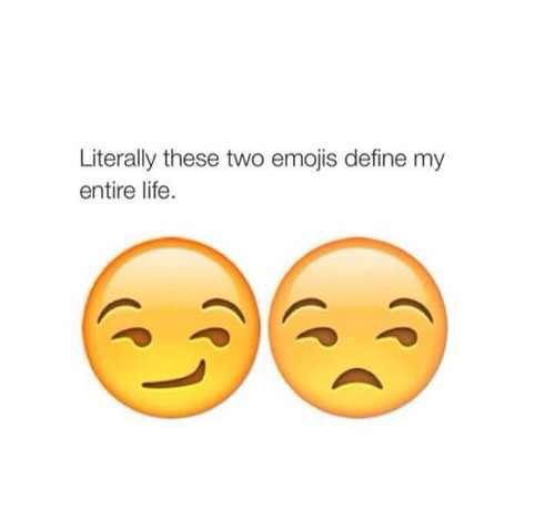Pin By Addison H On Relatable Emoji Quotes Emoji Relatable Post