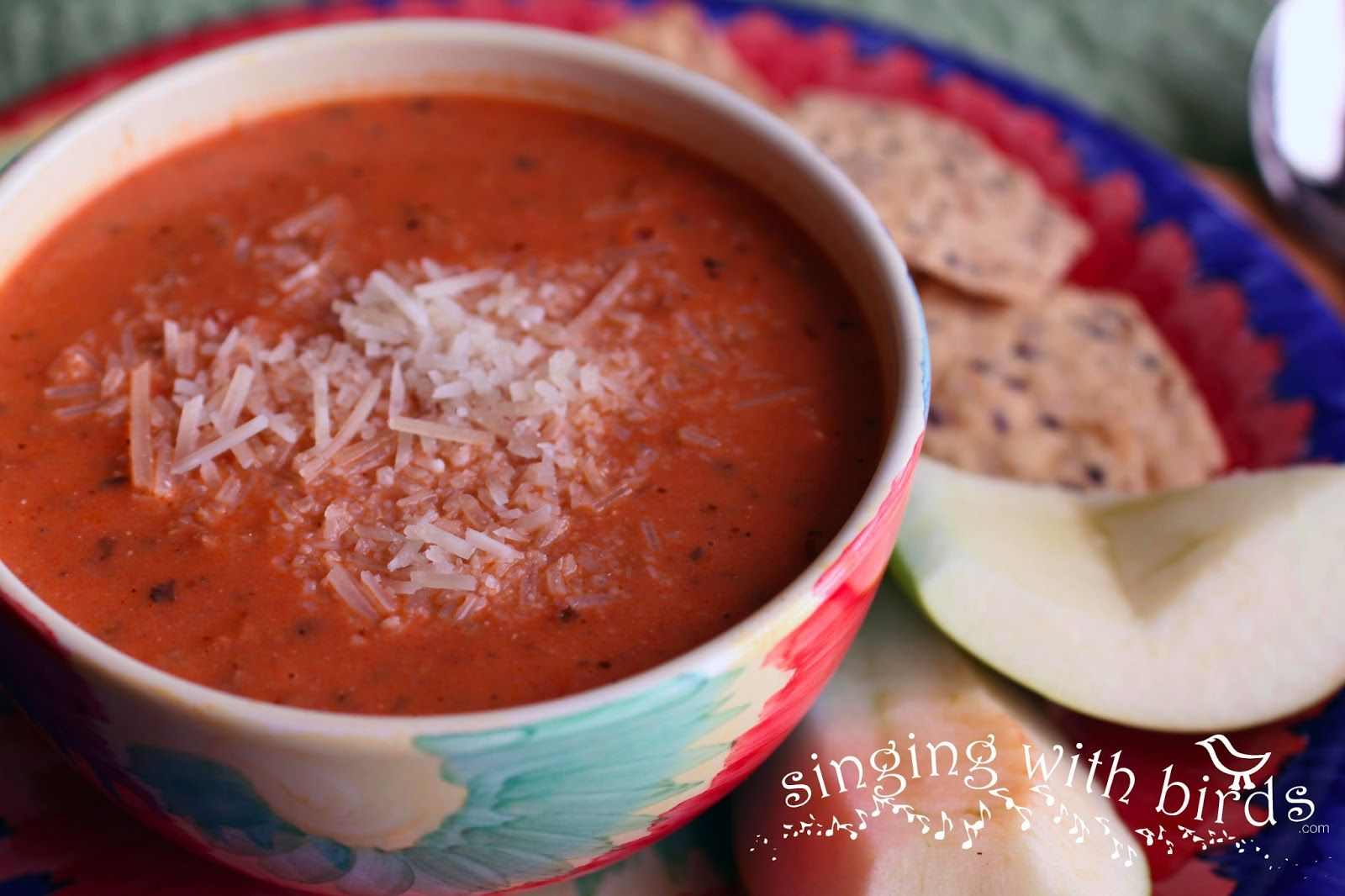 Super Creamy Italian Chili for Superbowl Sunday