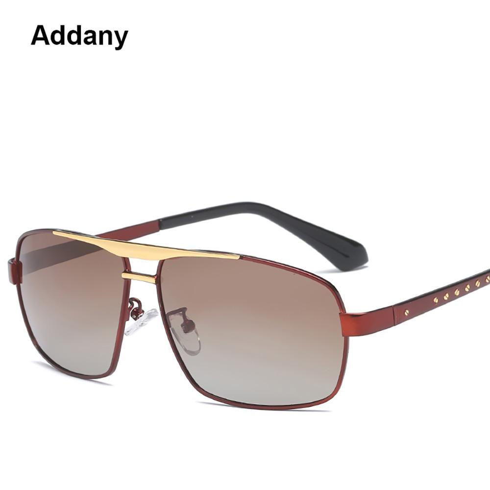 c7a041a3a015 ADDANY Novelty Trendy Stylish Travel Fashion Brand New Polarized Men  Sunglasses