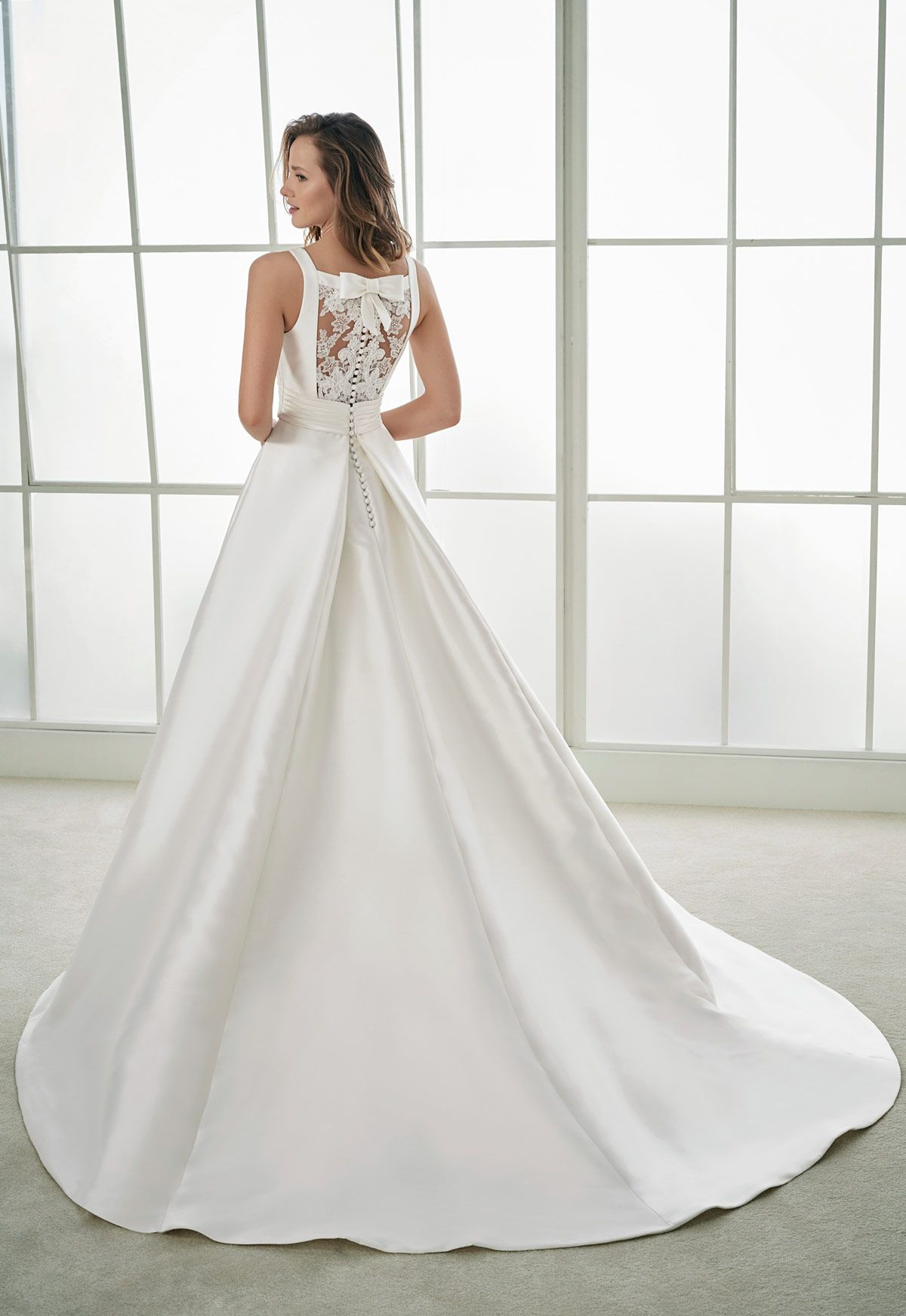 vestido de novia flavia