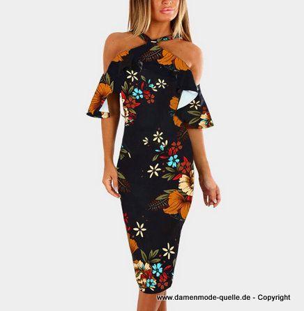 - Kleider 2020 | Schulterfreies Bodycon Sommerkleid 2020 ...