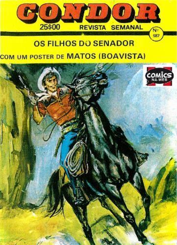 Condor 587: Tex Tone Os Filhos Do Senador (1983)   Titulo: Condor 587: Tex Tone Os Filhos Do Senador (1983) Formato(s): CBR Idioma(s): PT-PT Scans: Comics-na-Web Restauro: Comics-na-Web e Zep Num. Paginas: 68 Resolucao (media): 1302 x 1801 Tamanho: 28.35MBDownloadAgradecimentos: Obrigado ao/a Comics-na-Web pelo trabalho de digitalizacao e tambem ao/a Comics-na-Web e Zep pelo restauro! E obrigado ao Zep pela Capa/Contra-Capa e poster do Matos! :)  Gostaste deste Post? Ajuda o blog fazendo um…