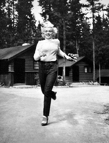 Marilyn Running