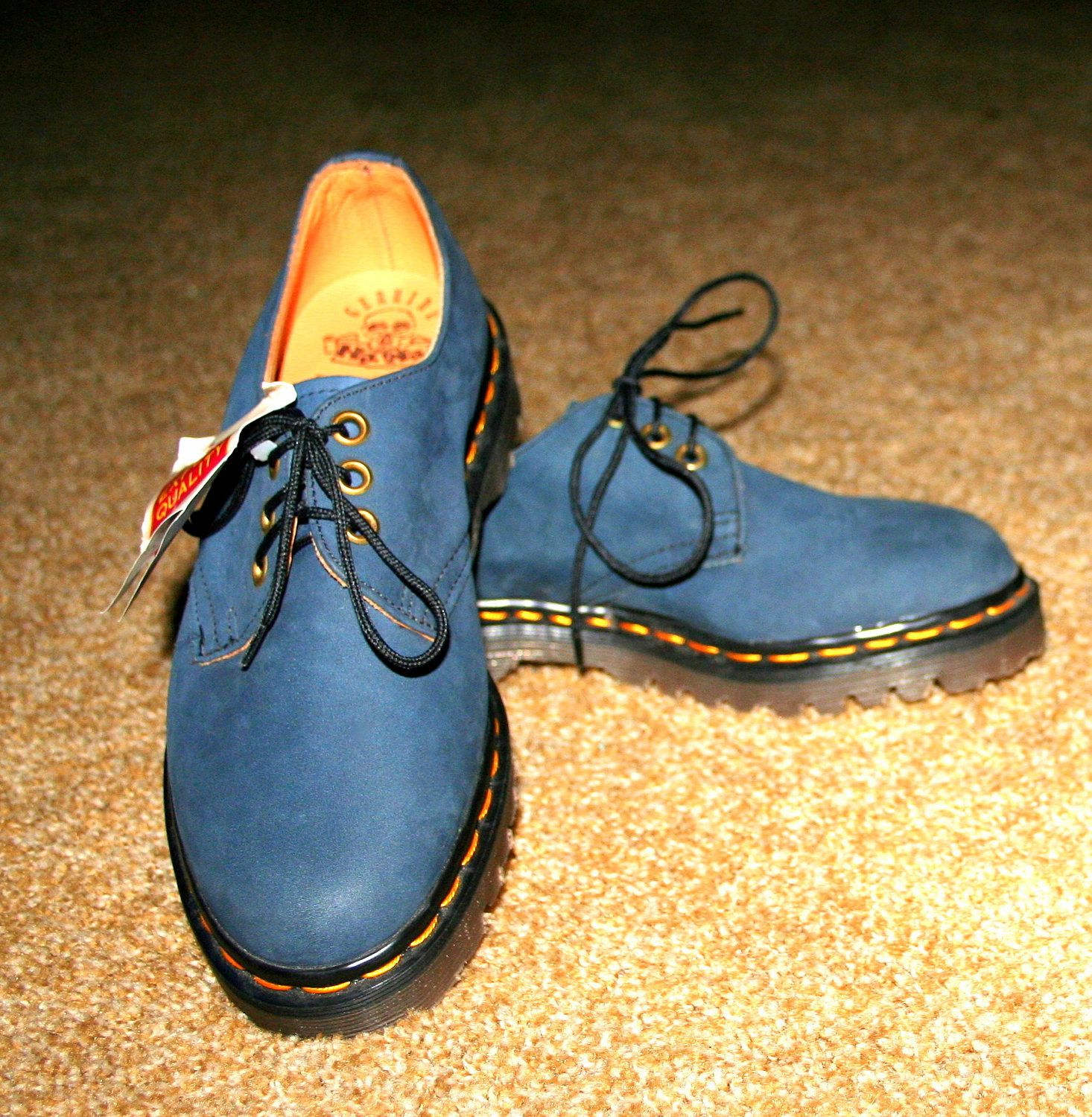 how to lace dress shoes 3 eyelets