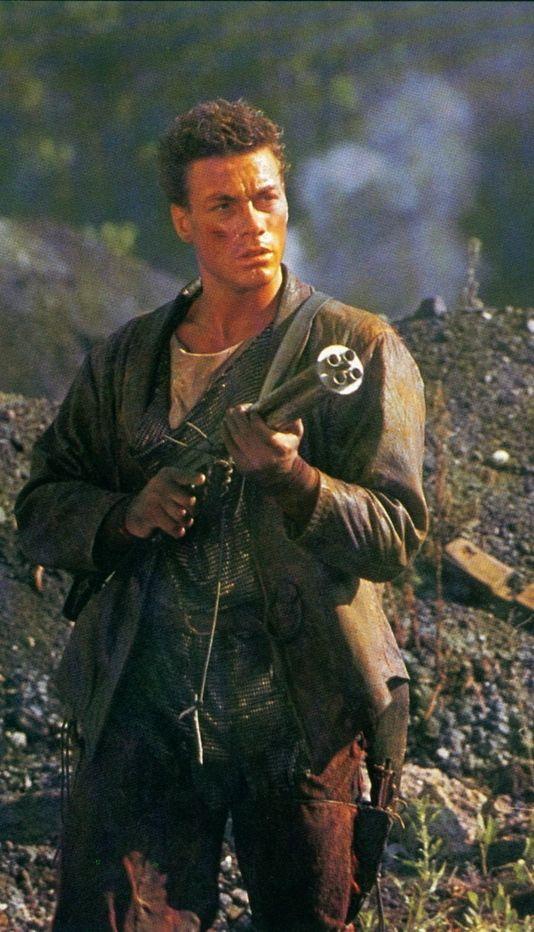 Jean Claude Van Damme Cyborg 1989 Van Damme Jean Claude Van Damme Martial Arts Movies