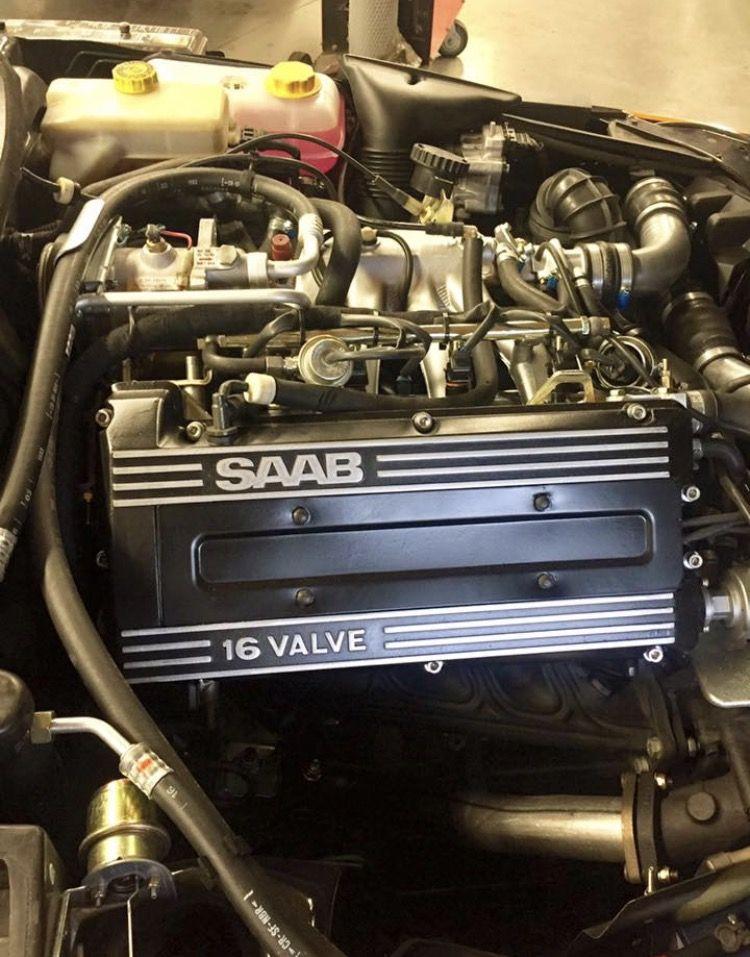 saab 900 classic turbo 16s engine peack saab 900, engineering, carssaab 900 classic turbo 16s engine